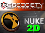 Steve Wright's Nuke 2D Workshop at CGSociety