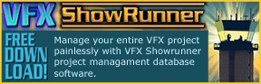 Showrunner - VFX production pipeline management software